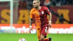 Wesley Sneijder'in son hali şoke etti