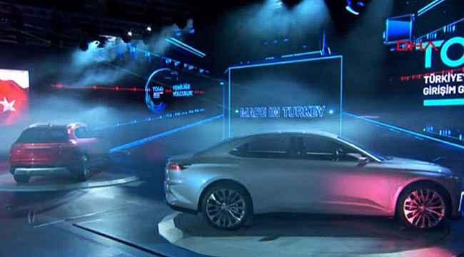 Yerli otomobilin yeni özelliği paylaşıldı! TOGG'dan heyecalandıran özellik açıklaması!