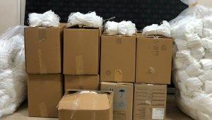 13 bin maske ele geçirildi - Bursa Haberleri