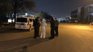 14 gün karantina süresine uymayan adam gözetim altına alındı