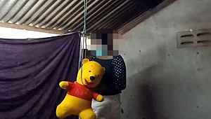 14 yaşındaki anne, eğlenmesine engel oldu diye bebeğini asarak öldürdü