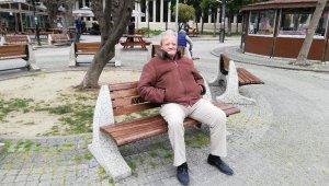 64 yaşında dışarı çıkan adamdan ilginç savunma