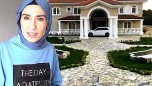 7 milyon TL'lik malikanesini satan isim, yeni evini gösterdi