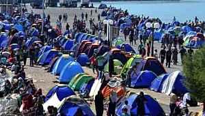 AB, Yunan adalarındaki mültecilere teklif sunmaya hazırlanıyor,
