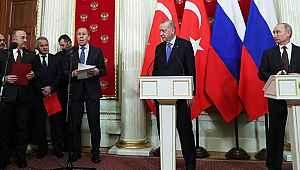 ABD'den, BM'nin Türkiye ve Rusya arasındaki İdlib Mutabakatı'na destek açıklamasını engel