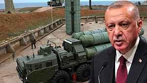 ABD ile Patriot görüşmeleri devam ederken S400 iptal olur mu? sorusuna Cumhurbaşkanı Erdoğan'dan net cevap!