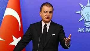 """AK Parti Sözcüsü Çelik: """"AB, tüm insani hassasiyetlerden boşanmış bir birliğe dönüştü"""""""