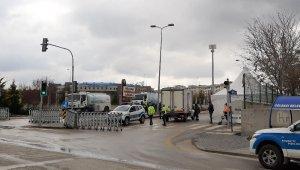 Ankara'da umrecilerin karantinası devam ediyor