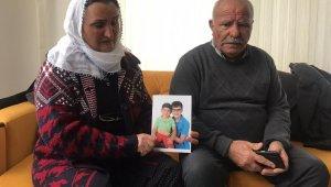 """Ataşehir'de kayıp lise öğrencisinin ailesi: """"Ne olur oğlumuzu bulun"""""""