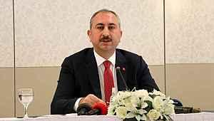 Bakan Gül'den infaz yasası açıklaması