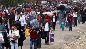 Bakan Soylu, ülkemizden ayrılan göçmen sayısını açıkladı