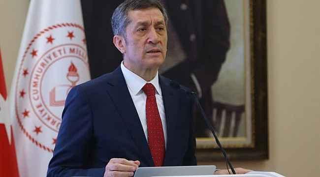 Bakan Ziya Selçuk açıkladı: Koronavirüs nedeniyle okulların tatili uzatıldı