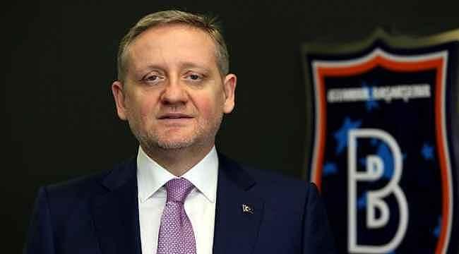 Başakşehir Başkanı Gümüşdağ'ın da koronavirüs test sonuçları pozitif çıktı