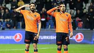 Başakşehir, Gaziantep'i 3-1 mağlup etti