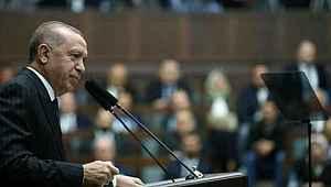 Başkan Erdoğan'dan,