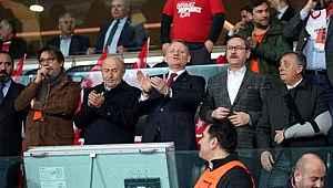 Başkanlar birlik ve beraberlik için Başakşehir'de