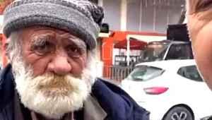 Belediyenin sahip çıktığı İsmail Amca'nın son hali yürekleri ısıttı