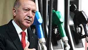 Benzin ve motorine ne kadar indirim gelecek? Erdoğan müjdeyi verdi