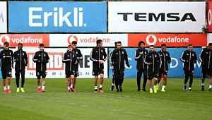 Beşiktaş'ta koronavirüs krizi... İki yıldız, idmana çıkmak istemedi
