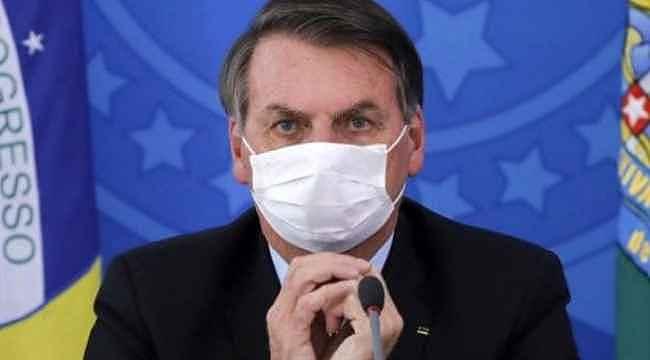 Brezilya Devlet Başkanı, koronavirüs için