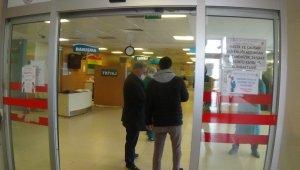 Bursa İnegöl Devlet Hastanesinde Korona tedbirleri arttırılıyor