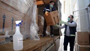 Bursa iş dünyasından BUÜ Hastanesi'ne malzeme desteği - Bursa Haberleri