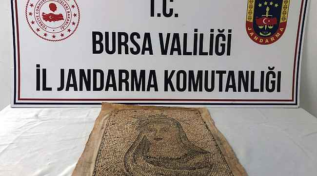 Bursa'da milyonluk tarihi eser operasyonu - Bursa Haberleri