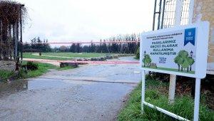 Bursa'da parklar sağlık için kapatıldı - Bursa Haberleri
