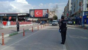 Bursalılar evde kalmayınca emniyet tedbirleri artırdı - Bursa Haberleri