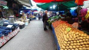 Bursa'nın tarihi pazarı boş kaldı - Bursa Haberleri