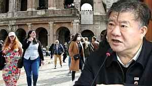 Çinli Başkandan İtalya'ya uyarı,