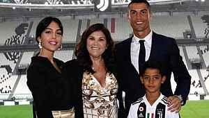 Cristiano Ronaldo'nun annesi felç geçirdi ve hastaneye kaldırıldı