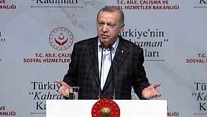 Cumhurbaşkanı Erdoğan'dan, Yunanistan'a göçmen çağrısı