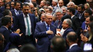 """Cumhurbaşkanı Erdoğan: """"Heveslendikleri fırsatı vermeyeceğiz"""""""