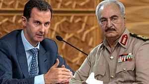 Darbeci Hafter, Suriye'de büyükelçilik açıyor