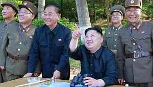 Dünya koronavirüsle boğuşurken, Kuzey Kore füze denemesi yaptı