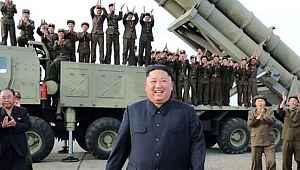 Dünya koronavirüsle mücadele ederken, Kuzey Kore iki füze denemesi yaptı