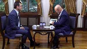 Ekrem İmamoğlu'nun, Gezegen Mehmet'in 'Selahattin Demirtaş' sorusuna verdiği cevap sosyal medyada gündem oldu