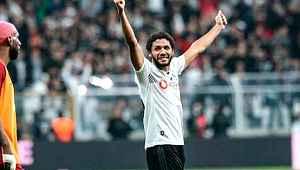 Elneny ikna etti, Beşiktaş Trezeguet ile prensip anlaşmasına vardı