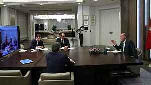 Erdoğan talimat verdi... Bor katkılı el dezenfektanının üretimi başlıyor