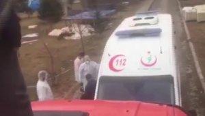Erzurum'da 2 kişi 'korona virüsü' şüphesiyle karantinaya alındı