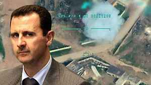 Esed rejiminin vurulmasından rahatsız olan bir ülke var