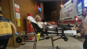 Evinde tüp patlayan yaşlı adam yaralandı - Bursa Haberleri