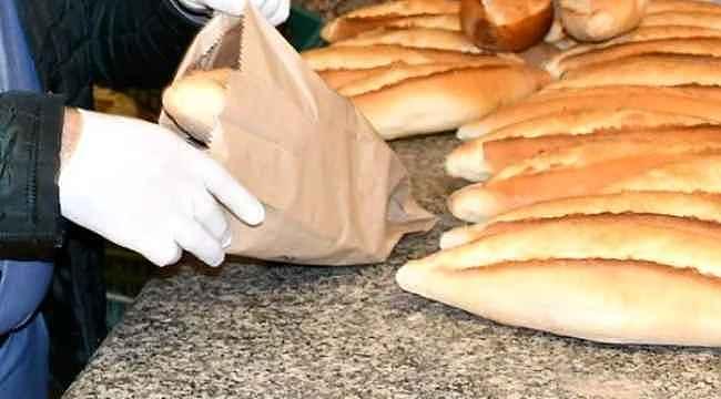 Fırınlar artık ekmekleri ambalajlı satacak
