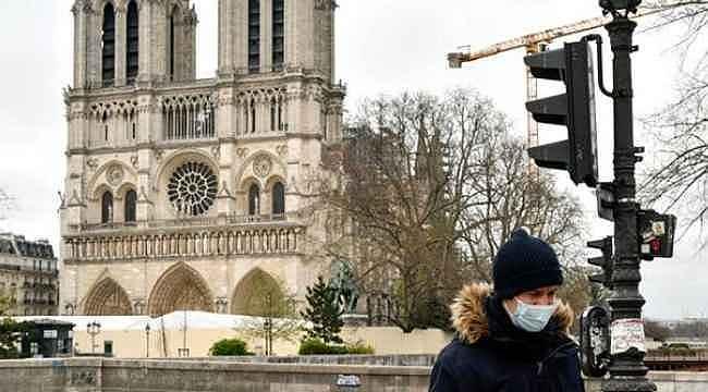 Fransa'da ölenlerin sayısı 674'e yükseldi