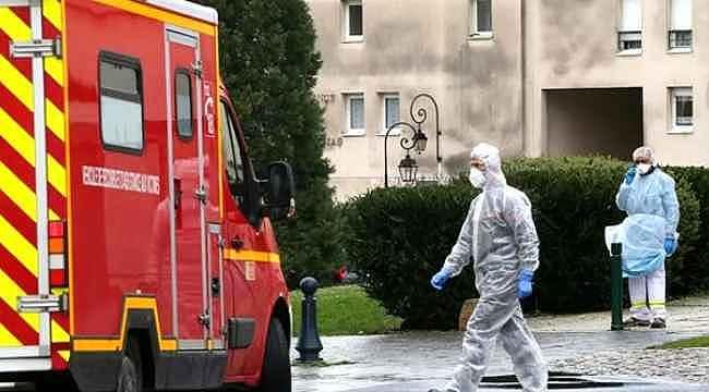 Fransa'dan koronavirüs açıklaması: