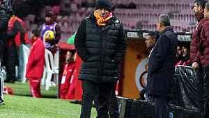 Galatasaray - Beşiktaş derbi maçı sonrası Fatih Terim,