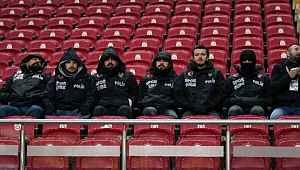 Galatasaray-Beşiktaş derbisi ikinci kez seyircisiz oynandı