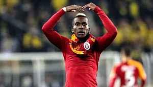 Galatasaray'da Henry Onyekuru, antrenmanı yarıda bıraktı