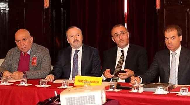 Galatasaray yöneticisi, evinde karantinada olduğunu duyurdu